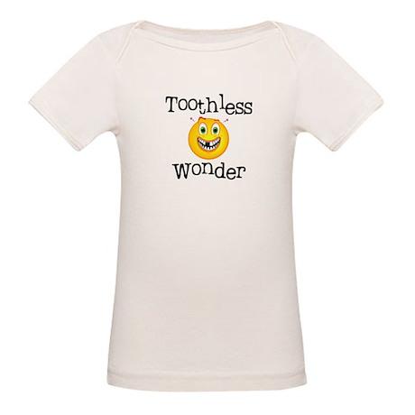 Toothless Wonder Organic Baby T-Shirt
