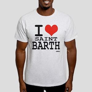 I love Saint Barthelemy Light T-Shirt