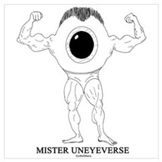 Mr. Universe Poster