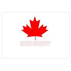 Sudbury, Ontario Poster