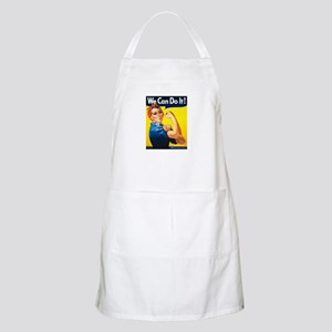 Rosie We Can Do It Apron