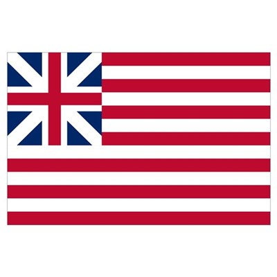 Grand Union Flag Poster