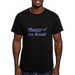 Road / Master Men's Fitted T-Shirt (dark)