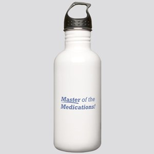 Medications / Master Stainless Water Bottle 1.0L