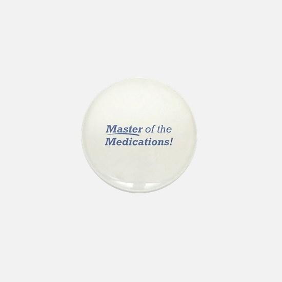 Medications / Master Mini Button