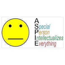 ASPIE acronym Poster