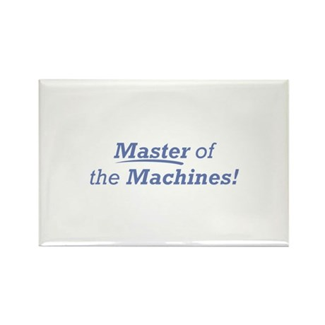 Machines / Master Rectangle Magnet (100 pack)