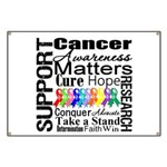 Support All Cancers Banner