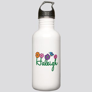 Haleigh Flowers Stainless Water Bottle 1.0L