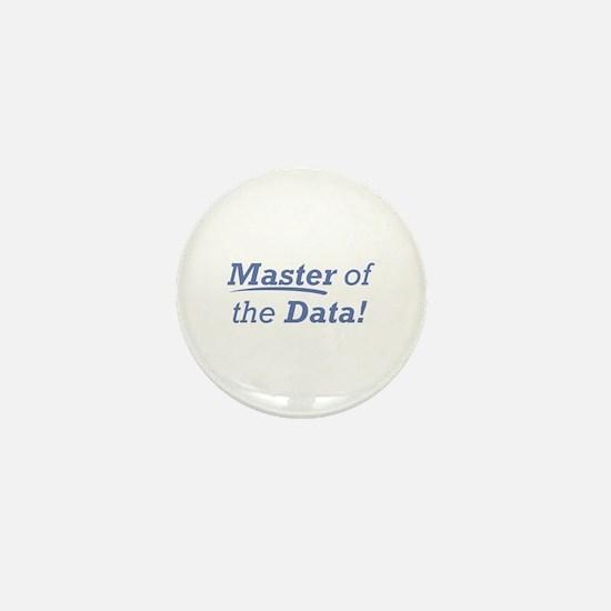 Data / Master Mini Button