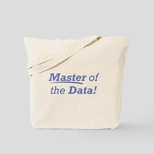 Data / Master Tote Bag