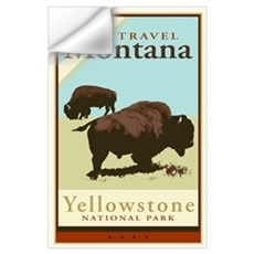 Travel Montana Wall Decal