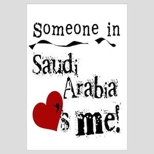 Saudi Arabia Loves Me