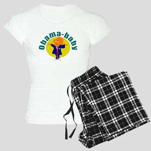 Obama baby 5 Women's Light Pajamas