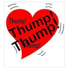 Thump Thump Poster