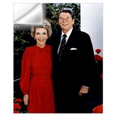 Ronnie and Nancy Wall Decal