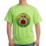 senkakumogura Green T-Shirt