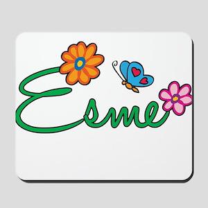 Esme Flowers Mousepad