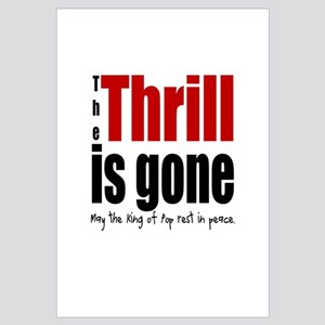 The Thrill is Gone