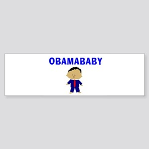 Obama baby 12 Sticker (Bumper)