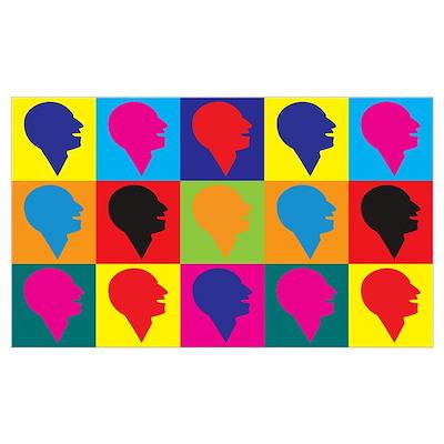 Speech Therapy Pop Art Poster