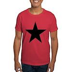 Black 5-Pointed Star Dark T-Shirt