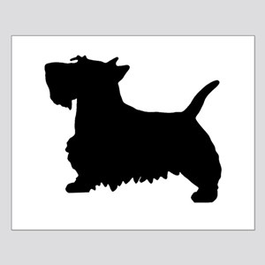 SCOTTY DOG Small Poster