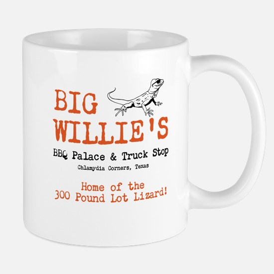Big Willie's BBQ Palace + Tru Mug