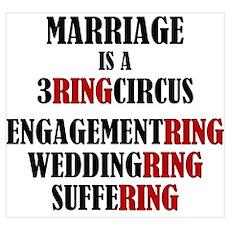 3 Ring Circus Poster