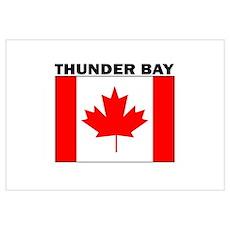 Thunder Bay, Ontario Poster