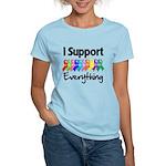 I Support All Causes Women's Light T-Shirt
