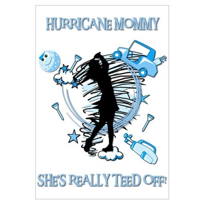 HuRRiCaNe MoMMy Canvas Art
