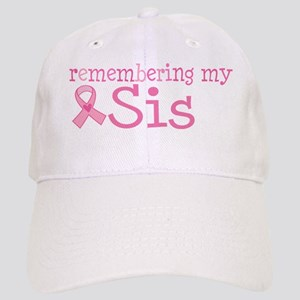 Breast Cancer Sis Cap