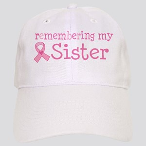 Breast Cancer Sister Cap