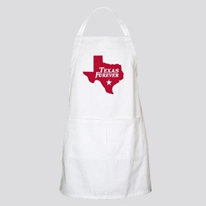 Texas Forever (Red - Cutout Ltrs) Apron