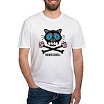 nekoskull Fitted T-Shirt