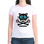nekoskull Jr. Ringer T-Shirt