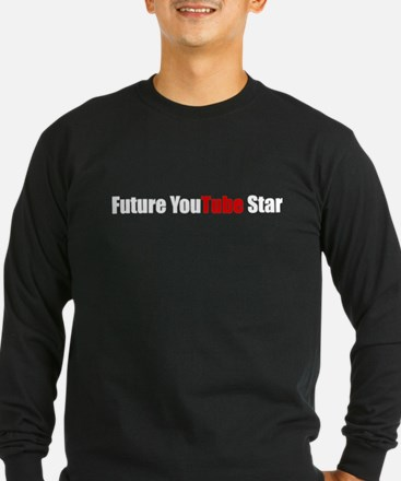 Future YouTube Star (Long Sleeve Dark T)