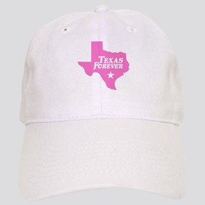 Texas Forever (Pink - Cutout Ltrs) Cap
