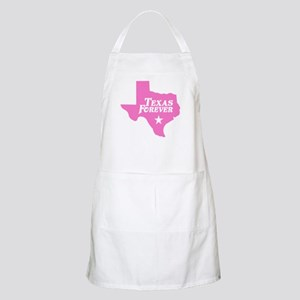 Texas Forever (Pink - Cutout Ltrs) Apron