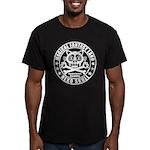 Nekoskull3 Men's Fitted T-Shirt (dark)