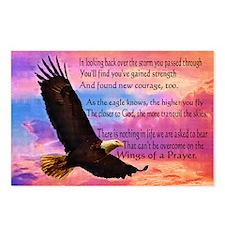 Wings of Prayer Postcards (Package of 8)