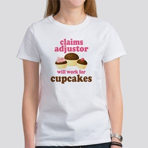 Funny Claims Adjustor Women's T-Shirt