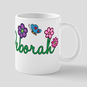 Deborah Flowers Mug