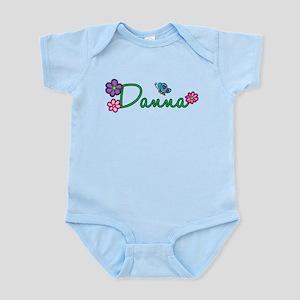 Danna Flowers Infant Bodysuit