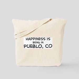 Happiness is Pueblo Tote Bag