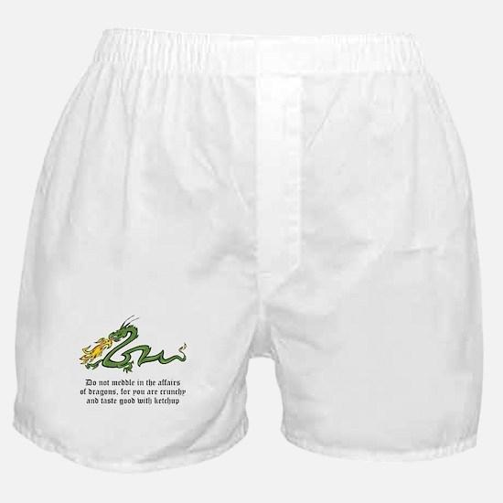Dragon Affairs Boxer Shorts