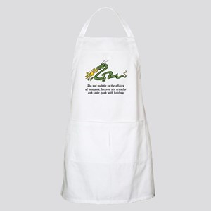 Dragon Affairs Apron