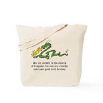 Dragon Affairs Tote Bag