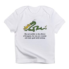 Dragon Affairs Infant T-Shirt